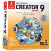 Roxio Easy Media Creator 9 Suite UK - упаковка вскрыта