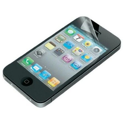 Защитная пленка для iPhone 4 BELKIN MatteScreen Overlay 3in1 (F8Z710CW)