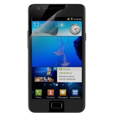 Защитная пленка для Samsung Galaxy S2 BELKIN Screen Overlay MATTE 3in1 (F8M215CW3)
