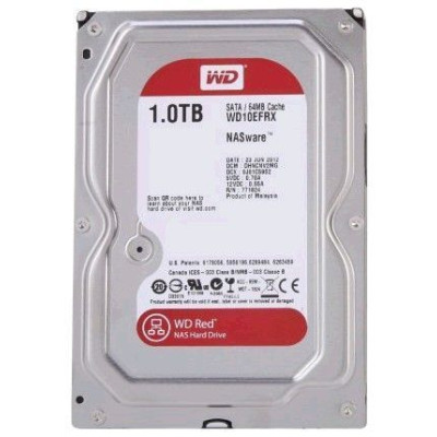 Жесткий диск Western Digital 1Tb Red (WD10EFRX)
