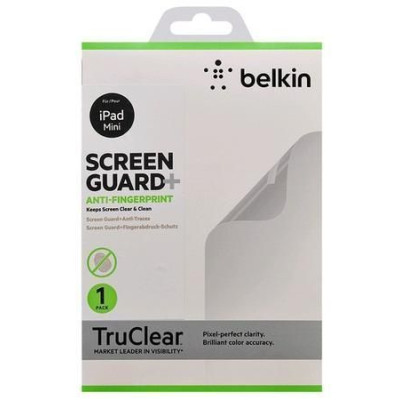 Защитная пленка для iPad Mini BELKIN Screen Overlay Anti-Smudge (F7N012cw)
