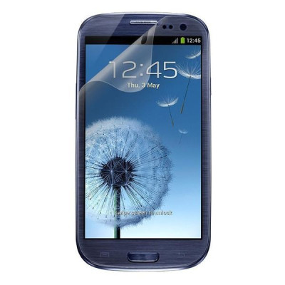 Защитная пленка для Samsung Galaxy S3 BELKIN Screen Overlay Clear 3in1 (F8N846cw3)
