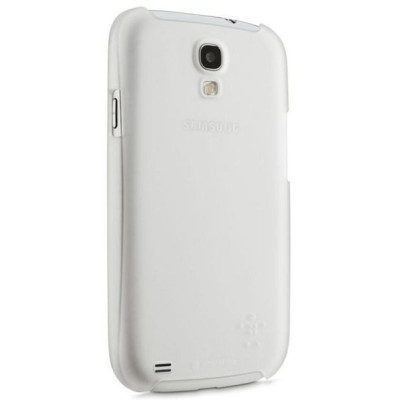Чехол для Samsung Galaxy S4 BELKIN Shield Sheer Matte Clear (F8M550btC01)