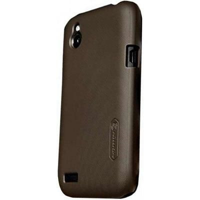 Чехол для HTC Desire V Super Frosted Shield Brown (NILLKIN)