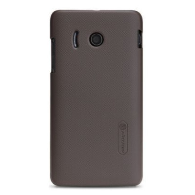 Чехол для Huawei Y300 Super Frosted Shield Brown (NILLKIN)