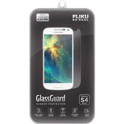 Защитная пленка для Samsung Galaxy S4 mini Cellular Line Clear Glass (SPGALS4MINI)