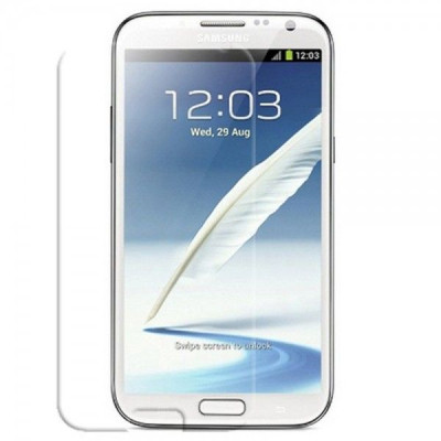 Защитная пленка для Samsung Galaxy Note2 Cellular Line Clear Glass 2 шт (SPNOTE2)