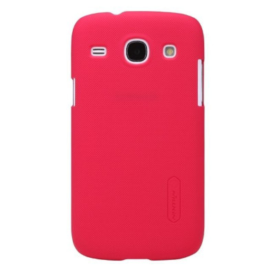 Чехол для Samsung I8262 NILLKIN Super Frosted Shield (Red)