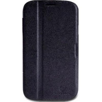 Чехол для Samsung I9082 NILLKIN Fresh Series Leather Case (Black)