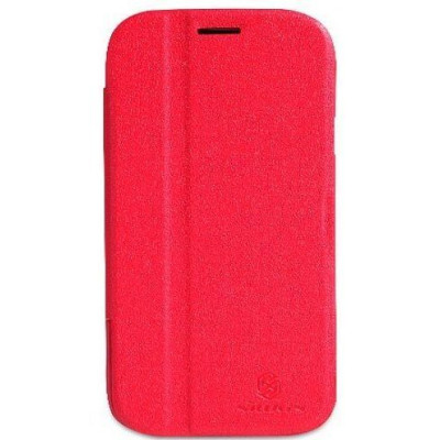 Чехол для Samsung I9082 NILLKIN Fresh Series Leather Case (Red)