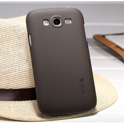 Чехол для Samsung I9082 NILLKIN Super Frosted Shield (Brown)