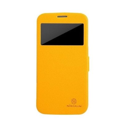 Чехол для Samsung I9152 NILLKIN Fresh Series Leather Case (Yellow)