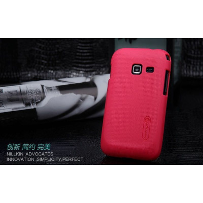 Чехол для Samsung S6802 NILLKIN Super Frosted Shield (Red)