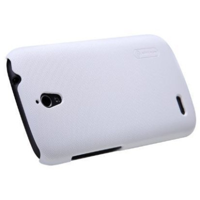 Чехол для Huawei G610 NILLKIN Super Frosted Shield (White)