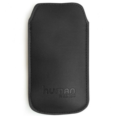 Чехол для Iphone 4/4S (CBR, Human Friends Business 4 Black)