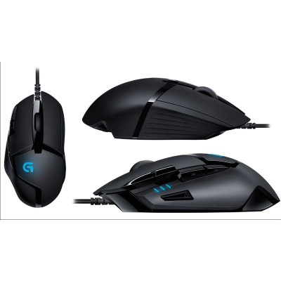 Мышь Logitech G402 Hyperion Fury Ultra-Fast FPS Gaming Mouse (910-004067)