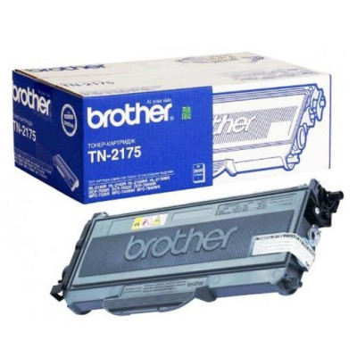 Картридж Brother TN-2175 (2 600 стр.) (TN2175)