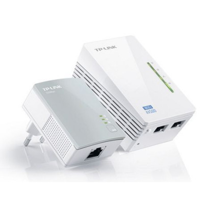Powerline-адаптер TP-LINK TL-WPA4220KIT