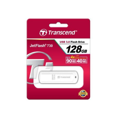 Флеш память Transcend 128Gb (JetFlash 730) USB 3.0 (TS128GJF730)