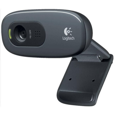 Web камера Logitech WEBCAM C270 HD (960-001063)