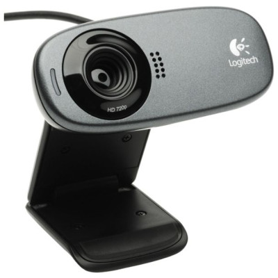 Web- камера Logitech WEBCAM C310 HD (960-001065)