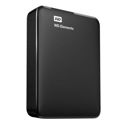 Внешний жесткий диск Western Digital 2Tb USB3.0 Elements Black (WDBU6Y0020BBK-WESN)