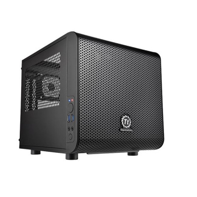 Корпус ThermalTake Core V1 (CA-1B8-00S)