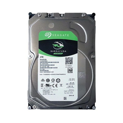 Жесткий диск Seagate 4Tb Barracuda (ST4000DM004)