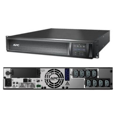 ИБП APC Smart-UPS X 1500VA Rack/Tower LCD 230V (SMX1500RMI2U)