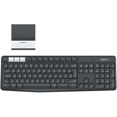 Клавиатура Logitech K375s Bluetooth Multi-Device (920-008184)