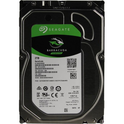 Жесткий диск Seagate 2Tb Barracuda (ST2000DM008)