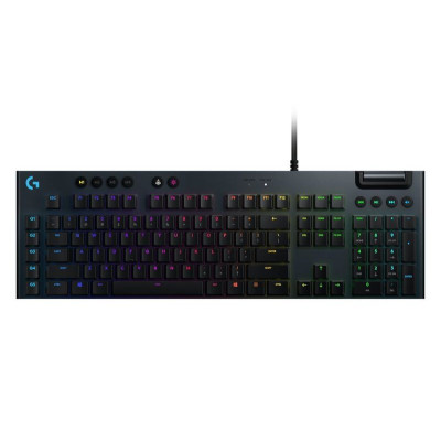 Клавиатура Logitech G815 LightSync RGB GL Linear, Gaming Keyboard (920-009007)