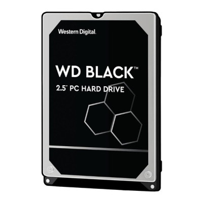 Винчестер для мобильных ПК Western Digital 500Gb Black Performance Mobile (WD5000LPSX)