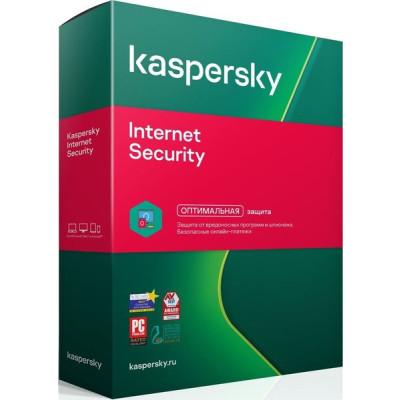 ПО Kaspersky InternetSecurity Desktop, Multi-Device 2устройства/12мес , BOX (KL1939RBBFS)